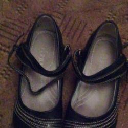 Παπούτσια και παπούτσια μπαλέτου. Μέγεθος 35.
