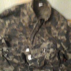 Avlanmak için erkek kıyafeti satıyorum