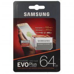 microSD XC Samsung EVO Plus 64GB