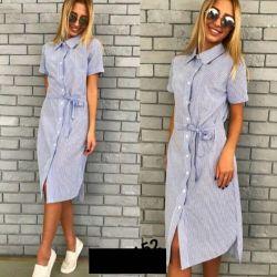Нове плаття-сорочка