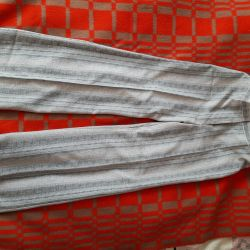 Pants (linen 100%).