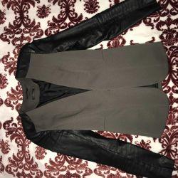 Cyrus Plastinin Jacket