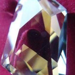 Swarovski crystal pendant original