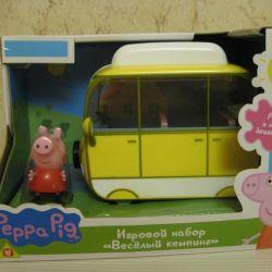 Peppa Pig Game Set