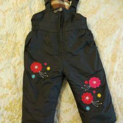 Kızlar için pantolonlar sonbahar-kış Yeni!