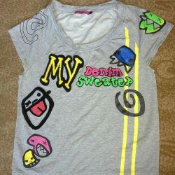 T-shirt for girls.