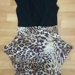 Bask ile elbise