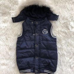 Vest used autumn 🍂 early winter