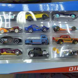 Hot wheels set DIE-CAST series