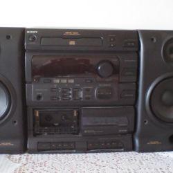 Акустична система Sony model № SS-H501