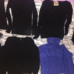 Sweaters new wool, cotton