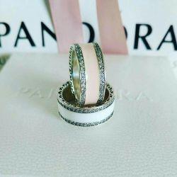 Pandora Enamel Rings