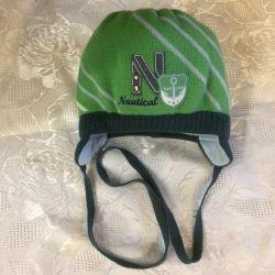 Pălărie de iarnă pentru băiat 46-48 pp
