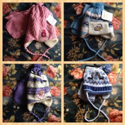 New sets of hat + scarf Sale !!!