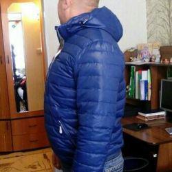 Новые демисезонные куртки фирма Овас