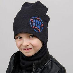Kits cap + snud 52-56 cm