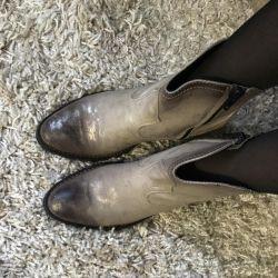 Ботинки Казаки в стиле Милитари