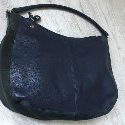 Bag leather Stefanel