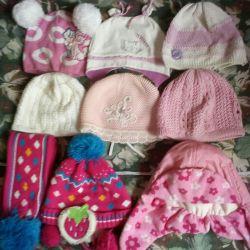 Caps for spring-autumn