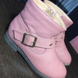 Stylish semi boots