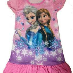 Платье для девочки холодное сердце Эльза
