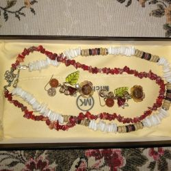 Beads-natural stones