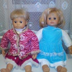 Interactive dolls