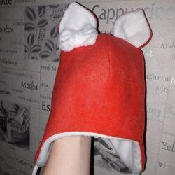 New hats double fleece