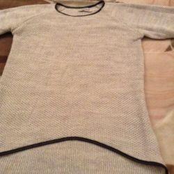 Lână naturală pulover pentru femei