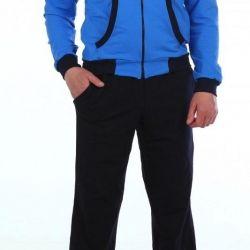 Πλεκτό αθλητικό κοστούμι 48 μέγεθος