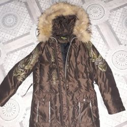 Winter jacket 46 size