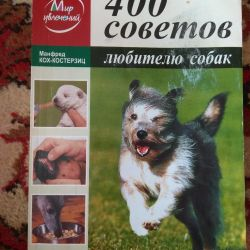 Köpek severler için 400 tavsiye