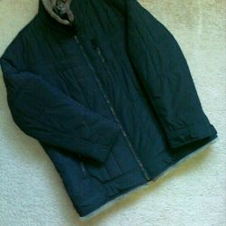 Новая! Куртка зимняя мужская 54 размера