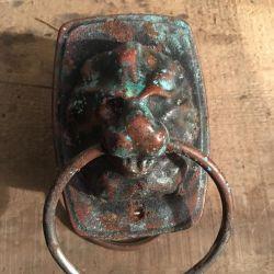 Door handle LEO, two-sided USSR