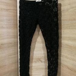 Fishnet leggings 48-50