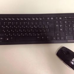 HP Wireless Keyboard and Mouse Kit