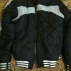 insulated jacket for a teenager