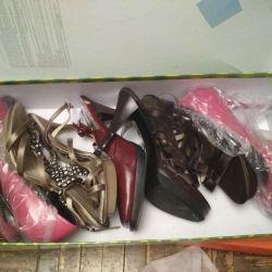 Обувь пакетом 39 размер