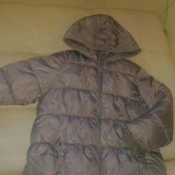 Çocuk ceketi 5 - 6 yıl
