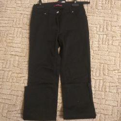 Παντελόνια τζιν, μαύρο μέγεθος 44.