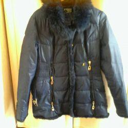 Зимняя куртка 46-50