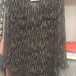 φόρεμα από φυσικό μετάξι p48-52
