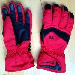 Ski gloves snow life