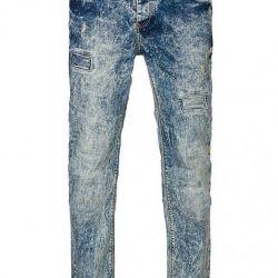 Jeans nou cipo baxx original, 32/34, / 48-50
