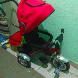 Ciclism biciclete. Ambulant.
