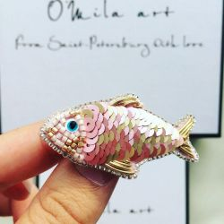 Brooch fish ?