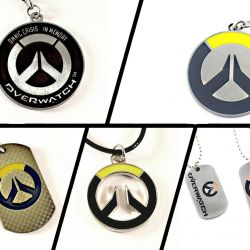 Souvenirs and jewelry Overwatch - decoration gift