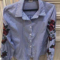 Θα πουλήσω ένα πουκάμισο με κεντήματα