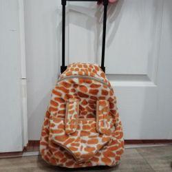 Trafo sırt çantası