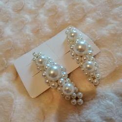 Hairpins, dressings